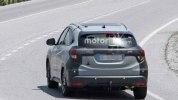 Обновленную Honda HR-V для Европы впервые заметили на тестах - фото 1