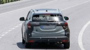 Обновленную Honda HR-V для Европы впервые заметили на тестах - фото 2