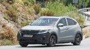 Обновленную Honda HR-V для Европы впервые заметили на тестах - фото 5