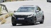 Обновленную Honda HR-V для Европы впервые заметили на тестах - фото 6