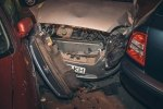 В Киеве у ТРЦ Dream Town пьяный водитель Honda на «евробляхах» разбил 7 машин - фото 6