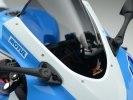 Мотоцикл Suzuki GSX-R1000R в классических гоночных цветах - фото 3