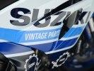Мотоцикл Suzuki GSX-R1000R в классических гоночных цветах - фото 4