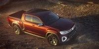 В Volkswagen обсудят возможность выпуска большого пикапа - фото 5