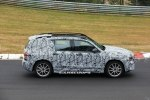 Mercedes вновь засветил модель GLB - фото 2