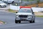Mercedes вновь засветил модель GLB - фото 4