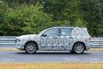 Mercedes вновь засветил модель GLB - фото 5