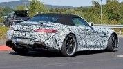 Шпионские фотографии «заряженного» Mercedes-AMG GT R Roadster - фото 1