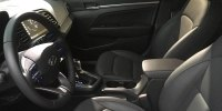 Hyundai представила обновленный седан Elantra - фото 5