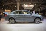 Geely привезла в Москву гибридный седан с начинкой Volvo - фото 10