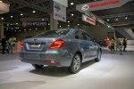 Geely привезла в Москву гибридный седан с начинкой Volvo - фото 9