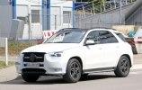Дизайн нового поколения Mercedes-Benz GLE рассекретили до премьеры - фото 2