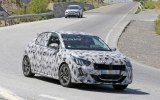 Появились шпионские снимки нового Peugeot 208 - фото 2