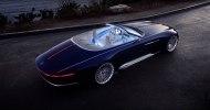 Maybach Vision 6 представлен на Пеббл-бич - фото 1