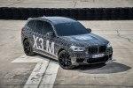BMW показала прототипы горячих кроссоверов X3 M и X4 M - фото 17