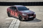 BMW показала прототипы горячих кроссоверов X3 M и X4 M - фото 2