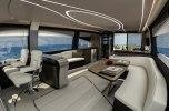 Четвертым флагманом Lexus стала яхта класса люкс - фото 13
