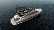 Четвертым флагманом Lexus стала яхта класса люкс - фото 3