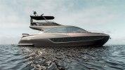 Четвертым флагманом Lexus стала яхта класса люкс - фото 4