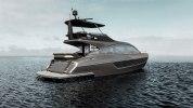 Четвертым флагманом Lexus стала яхта класса люкс - фото 6