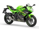 Мотоциклы для новичка - Kawasaki Ninja 125 и Z125 - фото 4