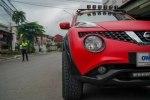 Nissan Juke превратили во «внедорожник» - фото 1