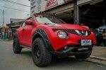 Nissan Juke превратили во «внедорожник» - фото 4