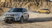 Новая Suzuki Vitara для Европы: фото салона, цены и пропавший дизель - фото 2