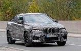 Новый BMW X6 M появился на шпионских фотографиях - фото 12