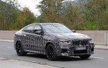 Новый BMW X6 M появился на шпионских фотографиях - фото 13