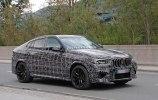 Новый BMW X6 M появился на шпионских фотографиях - фото 14