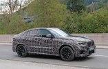 Новый BMW X6 M появился на шпионских фотографиях - фото 15