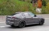 Новый BMW X6 M появился на шпионских фотографиях - фото 17