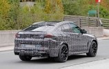 Новый BMW X6 M появился на шпионских фотографиях - фото 19
