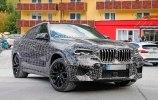 Новый BMW X6 M появился на шпионских фотографиях - фото 2
