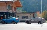 Новый BMW X6 M появился на шпионских фотографиях - фото 21