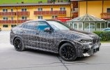 Новый BMW X6 M появился на шпионских фотографиях - фото 4