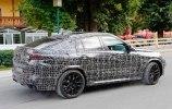 Новый BMW X6 M появился на шпионских фотографиях - фото 7