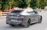 Новый BMW X6 M появился на шпионских фотографиях - фото 9