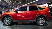 Прототип европейской версии Honda CR-V показан в Женеве - фото 4