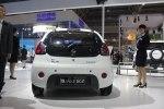 Стенд компании Geely на Auto China 2012, Пекин - фото 12