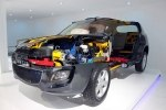 Стенд компании Geely на Auto China 2012, Пекин - фото 47