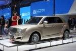 Стенд компании Geely на Auto China 2012, Пекин - фото 59