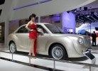 Стенд компании Geely на Auto China 2012, Пекин - фото 61