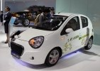 Стенд компании Geely на Auto China 2012, Пекин - фото 69