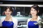 Лучшие девушки автосалона в Токио 2013 - фото 12