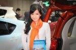 Лучшие девушки автосалона в Токио 2013 - фото 14