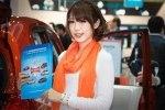 Лучшие девушки автосалона в Токио 2013 - фото 15