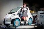 Лучшие девушки автосалона в Токио 2013 - фото 21