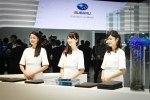 Лучшие девушки автосалона в Токио 2013 - фото 7